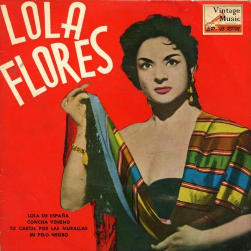 Tu Cartel Por Las Murallas (Farruca) by Lola Flores on ...