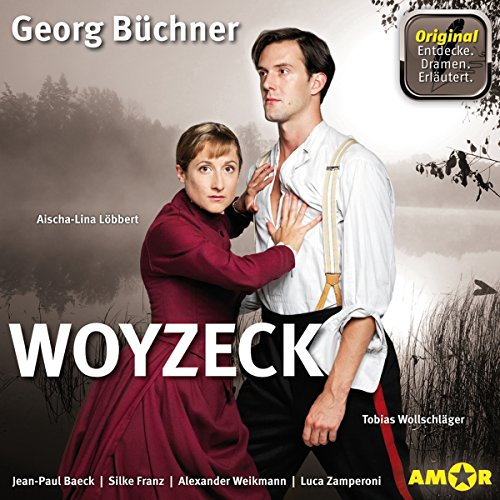 Woyzeck audiobook cover art
