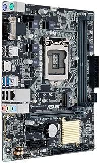 ASUS H110M-E/M.2 LGA1151 DDR4 M.2 HDMI USB3.0 H110 MicroATX Motherboard