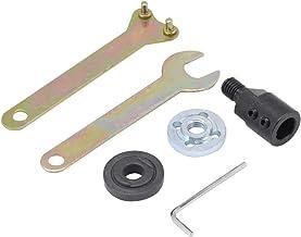 Acoplamiento del eje del motor, acoplador del eje del motor M10-5/8/10 / 12mm Adaptador de sierra de acoplamiento de manguito de manguito para acoplamientos y juntas(3#)