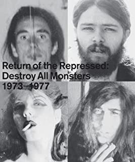 Return of the Repressed: Destroy All Monsters 1974-1977 by Loren, Cary (098371990X) | Amazon price tracker / tracking, Amazon price history charts, Amazon price watches, Amazon price drop alerts