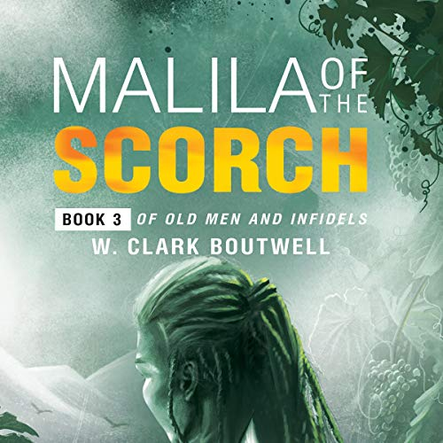 Malila of the Scorch cover art