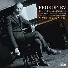 prokofiev piano sonata 9