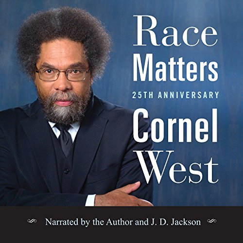 Race Matters, 25th Anniversary audiobook cover art