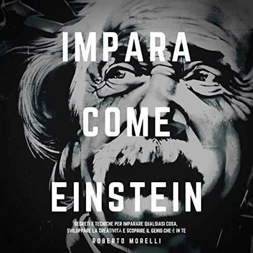 Impara come Einstein copertina
