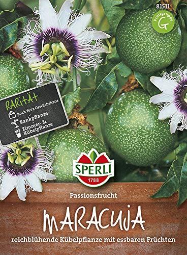 Sperli-Samen Maracuja Passionsfrucht