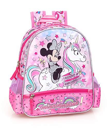 Disney Minnie Unicorno 36216 Zaino Asilo, 29 Centimetri, Poliestere, Multicolore