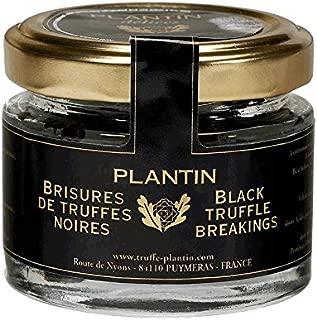 Plantin - Genuine Black Winter truffle Tuber Melanosporum 25g jar (0.88oz) Breakings