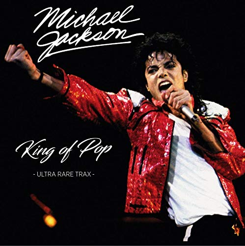 King of Pop: Ultra Rare Trax Lp [Vinilo]