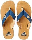 Adidas Men's Eezay Maxout Ii Ms Khaki/Blue Night F17 Slippers-9 UK (CM6099)