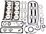 Gm LT1 5.7 350 Full Engine Gasket Set with Head Bolts