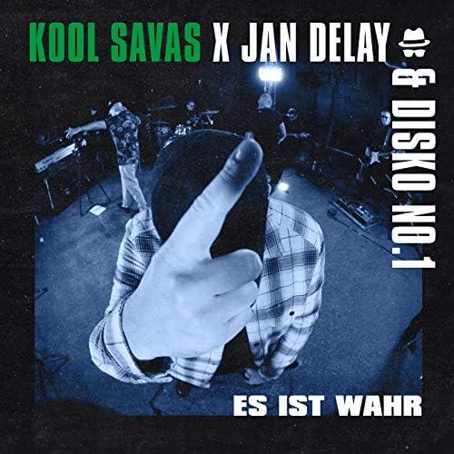 Jan Delay & Disko No.1 feat. Kool Savas