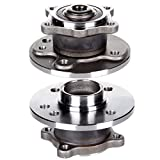Best Wheel Bearings - ECCPP Replacement for Pair of 2 Rear Wheel Review