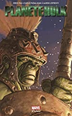 Planète Hulk d'Aaron Lopresti