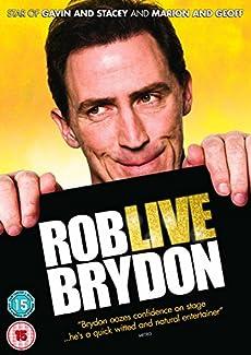 Rob Brydon Live