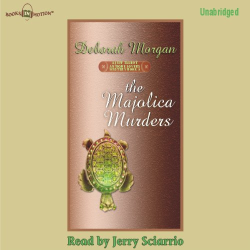 The Majolica Murders cover art