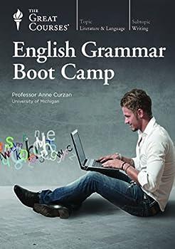 English Grammar Boot Camp
