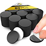 Magnetic Dots - 80 Self Adhesive Magnet Dots...