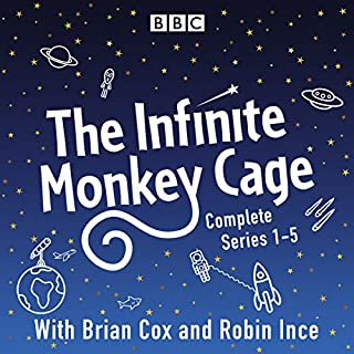 Infinite Monkey Cage cover art