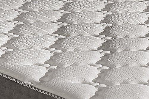 Simpur Relax   Matelas Épaisseur 30 cm ELIXIR SUPREME 160X 200 cm   Avec Multi Couches extra confort matelas   Bio Memorie de Forme PURE-CONFORT   Tissu avec Systéme de Qualité de qualité supérieure