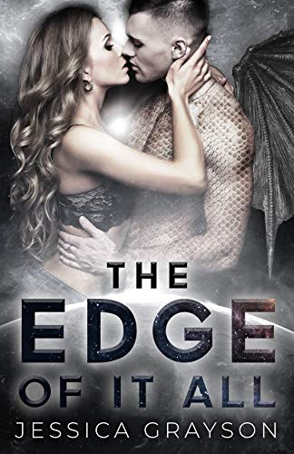 The Edge of it All: Dragon Shifter Romance (Mosauran Book 1)