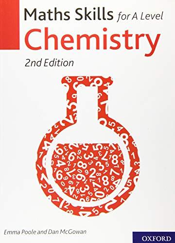 Poole, E: Maths Skills for A Level Chemistry (Mcgowanpoole)