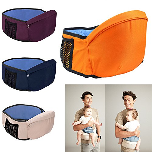 Marsupio alla moda e confortevole Seggiolino da cintura Hipseat Seggiolino per neonati Sgabello Seggiolino Marsupio Marsupio Marsupio