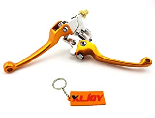 XLJOY Brake Clutch Levers For Chinese 110 125 140 160 cc SSR IMR Stomp Pit Dirt Bike