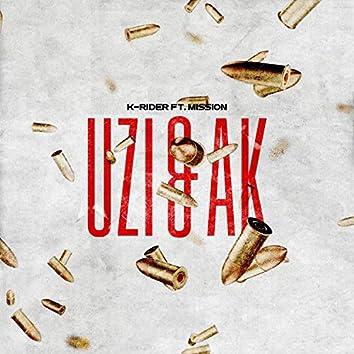 UZI and AK (feat. Mission)