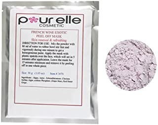 Pour Elle Cosmetics Peel Off Masks French Wine Exotic (30g)
