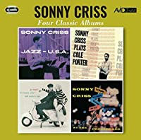 Four Classic Albums / Sonny Criss by Sonny Criss