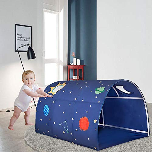 Kinder spielen Zelt Kinderspielhaus,Awhao Kinder spielen Spiel Zelt Tunnel, Indoor Outdoor Zelt Modell Clubhaus Portable, beste Geschenk für Kinder