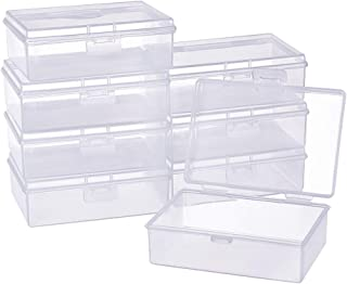82.55mm x 12.7mm with lids 100 Piece Bead Craft Transparent Storage Tubes Containers 3.25 x .50