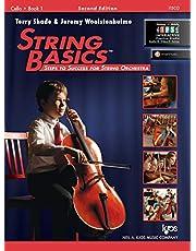 String Basics Book 1 Cello