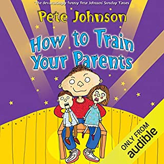 How to Train Your Parents audiobook cover art