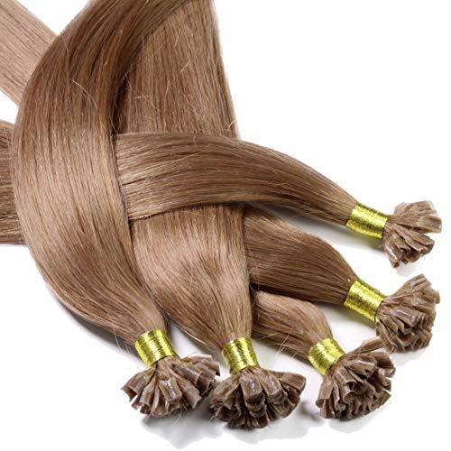 Hair2Heart 200 x 0.5g Extensiones de queratina - 30cm, colore #fucsia, liso