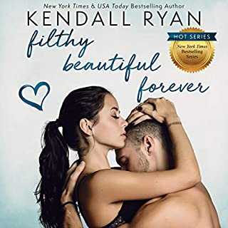Filthy Beautiful Forever     Filthy Beautiful Lies, Book 4              By:                                                                                                                                 Kendall Ryan                               Narrated by:                                                                                                                                 Ava Erickson                      Length: 5 hrs and 36 mins     474 ratings     Overall 4.6