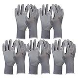 vasalat 101175417_SB5 - Guantes de trabajo, color gris,...