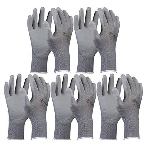 Schutzhandschuh Gebol Micro-Flex Handschuhe Größe 9 (L) | 5 Paar