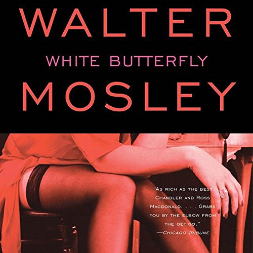 White Butterfly audiobook cover art