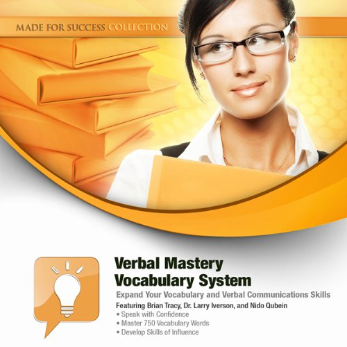 Verbal Mastery Vocabulary System audiobook cover art