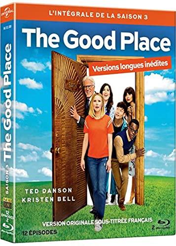 The Good Place-Saison 3 [Blu-Ray] [Blu-ray]