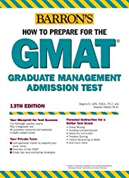 10 Best Book To Prepare For Gmats
