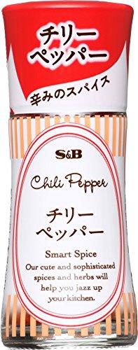 エスビー食品 スマートスパイス チリーペッパー 8.5g