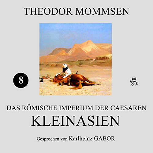 Kleinasien audiobook cover art