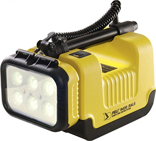 Peli 9430C LED RA. LIGHT XML 230V EU