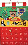 Dog Gone It Fabric Advent Calendar (Countdown...