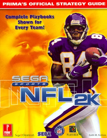 NFL 2K: Prima's Official Strategy Guide