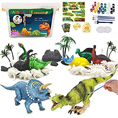 Amazon Promo Code for Dinosaur Painting Kit  Kids Crafts and Arts 11102021080555