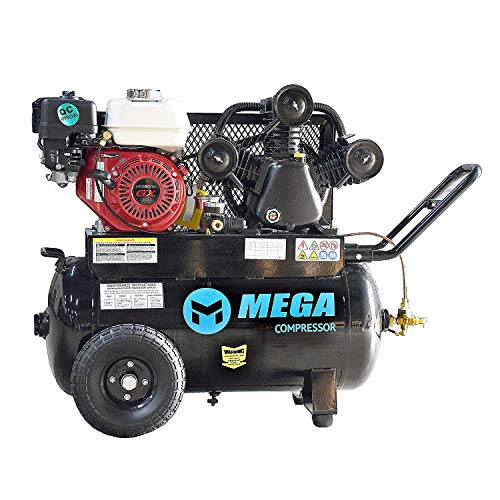 20 Gallon GX200 Gas Powered Air Compressor